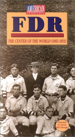 9786303408453: FDR: The American Experience - The Center of the World, 1882 - 1921 [VHS]