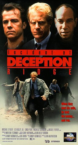 9786303418384: Incident at Deception Ridge [VHS]