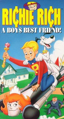 9786303420967: Richie Rich:Boys Best Friend [VHS]
