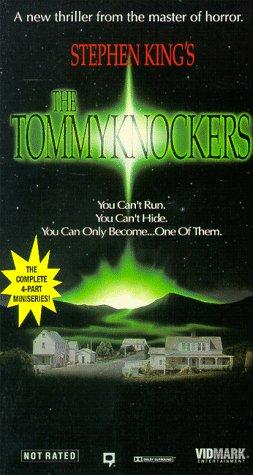 9786303421759: Tommyknockers [VHS]