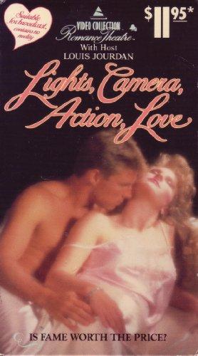 9786303425191: Lights,Camera,Action,Love [VHS]