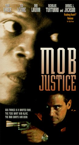 9786303427430: Mob Justice [VHS]