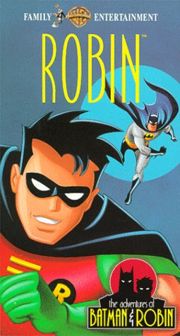 9786303431017: Adv of Batman & Robin: Robin [VHS]