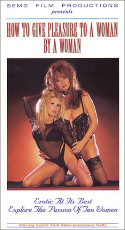 9786303446608: How to Give Pleasure to a Woman By a [VHS]