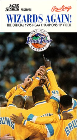 9786303451381: Wizards Again!: The Official 1995 NCAA Championship Video [VHS]
