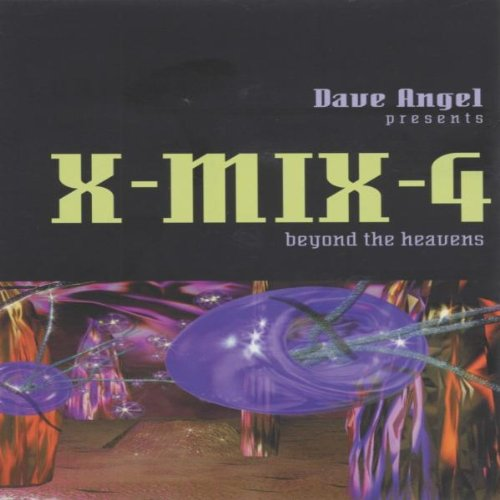 9786303451398: Dave Angel Presents: X - Mix - 4 - Beyond the Heavens [VHS]