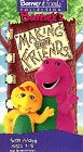 9786303453958: Barney: Making New Friends [VHS]