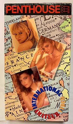 9786303454023: International Amateur Video [VHS]