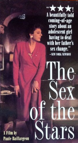 9786303464565: The Sex of the Stars (Le sexe des étoiles) [VHS]