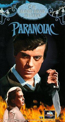 9786303464749: Paranoiac [VHS]
