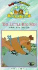 9786303467153: Papa Beaver's Story Time 2: Little Red Hen [VHS]