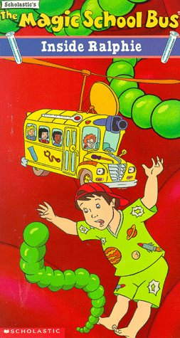 9786303467818: The Magic School Bus [USA] [VHS]