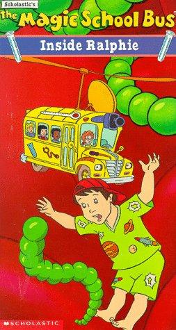 9786303467818: Magic School Bus: Inside Ralphie [VHS]
