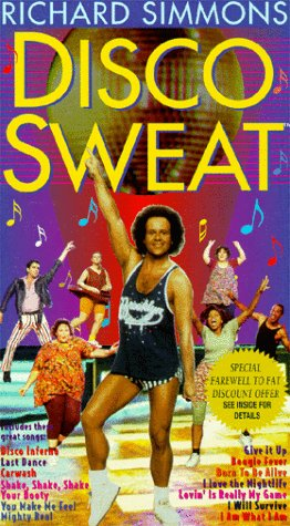 9786303471150: Richard Simmons - Disco Sweat