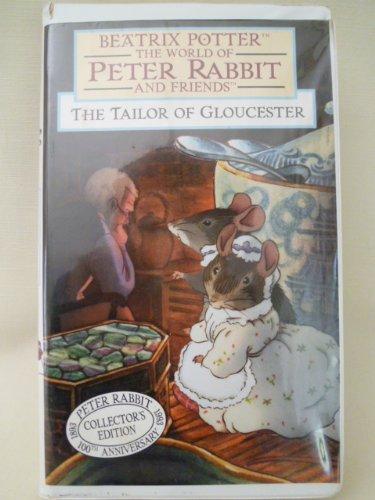 9786303471228: Peter Rabbit: Tailor of Gloucester [VHS]