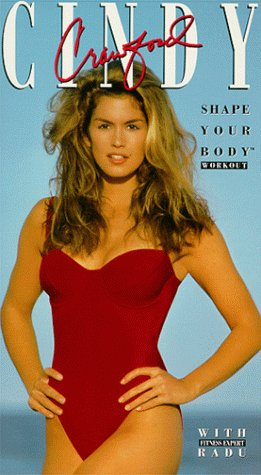 9786303471716: Shape Your Body Workout [VHS]