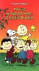 9786303483641: You're a Good Man, Charlie Brown: A Peanuts Musical [VHS]