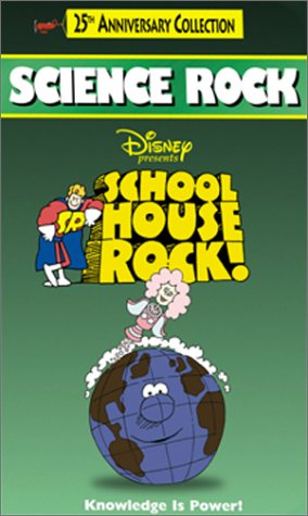 9786303494142: Schoolhouse Rock! [USA] [VHS]