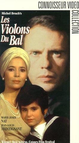 9786303495576: Les Violons du bal [VHS]