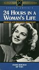 9786303499949: 24 Hours in a Woman's Life [VHS] [Import USA]