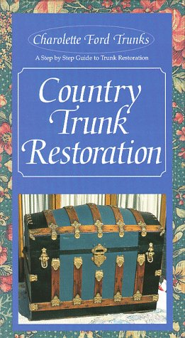 9786303503295: Country Trunk Restoration [VHS]