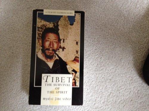 9786303504247: Tibet:Survival of the Spirit [VHS]