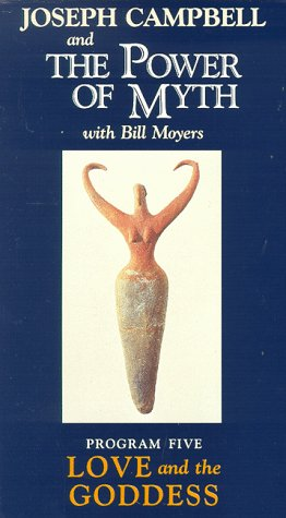 9786303504346: Joseph Campbell and The Power of Myth, Vol. 5 - Love & The Goddess [VHS]