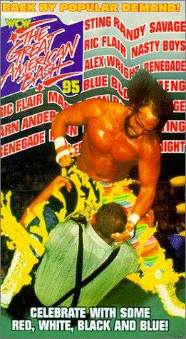 9786303511511: Great American Bash 95 [VHS]