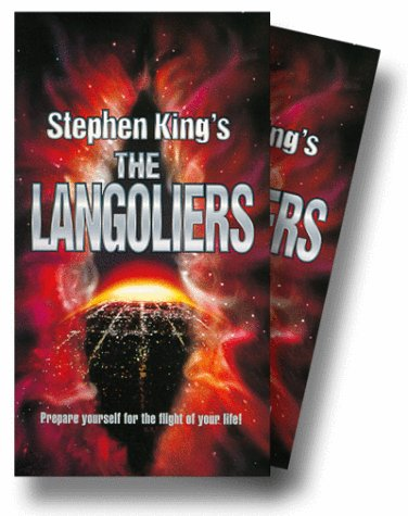 9786303514727: The Langoliers [USA] [VHS]