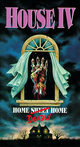 9786303536088: House IV: Home Deadly Home [VHS]