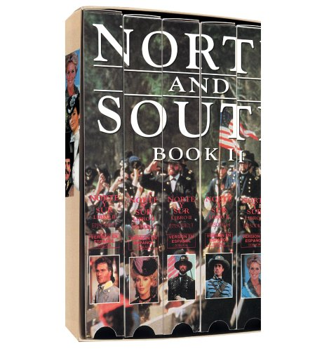 9786303536873: North and South: Book 2 (Norte Y Sur Libro II) (En Espanol) [VHS]