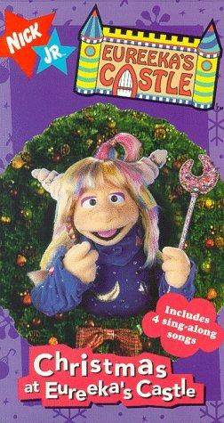 9786303540016: Christmas at Eureeka's Castle [VHS]
