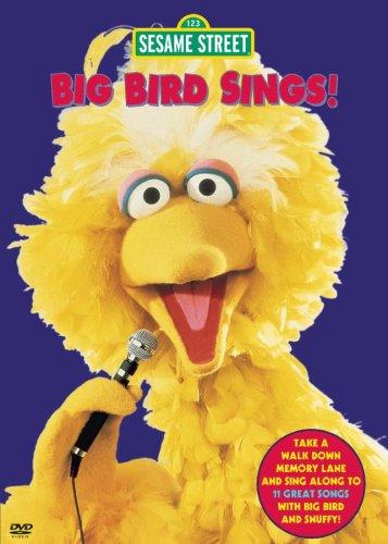 9786303541600: Sesame Street - Big Bird Sings [VHS]