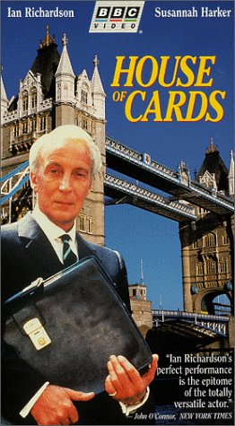 9786303542355: House of Cards [VHS]