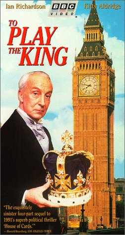 9786303542362: To Play the King [USA] [VHS]