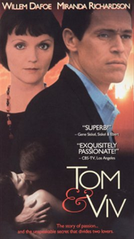 9786303549002: Tom & Viv [USA] [VHS]