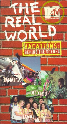9786303562995: The Real World: Vacations: Behind the Scenes [VHS]