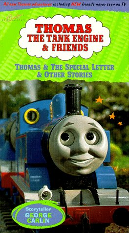 9786303584874: Thomas the Tank Engine & Friends - The Special Letter [VHS]