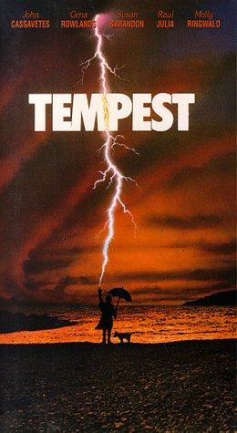 9786303589138: Tempest [VHS]