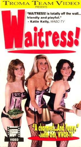 9786303592602: Waitress [VHS] [Import USA]