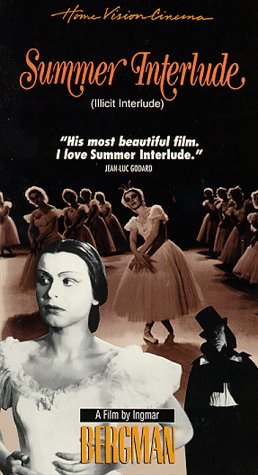 9786303595788: Summer Interlude [VHS]