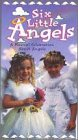 9786303620435: Six Little Angels: Musical Celebration About Angels [VHS]