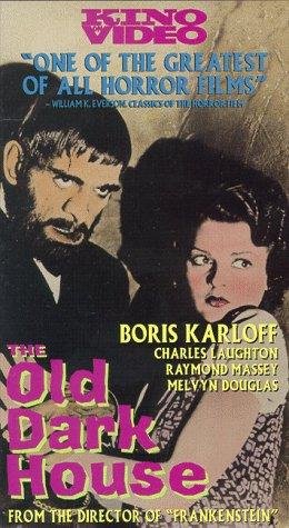 9786303626475: Old Dark House [VHS]
