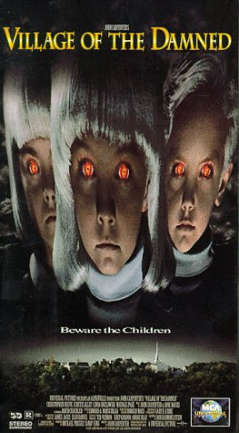 9786303626581: Village of the Damned [VHS]