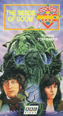 9786303631936: Doctor Who - The Seeds of Doom [VHS]