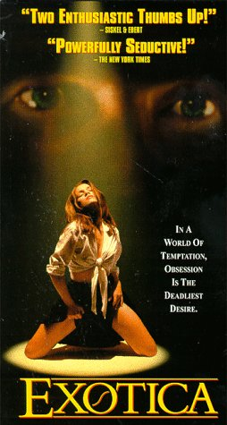 9786303637624: Exotica [VHS]