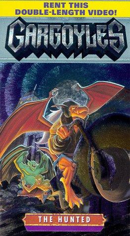 9786303671765: Gargoyles: Hunted [VHS]