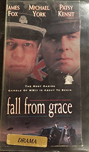 9786303675329: Fall from Grace [VHS]