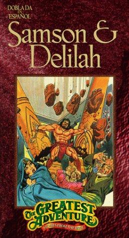 9786303683010: Samson & Delilah [VHS]