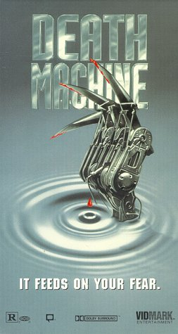 9786303690063: Death Machine [VHS]